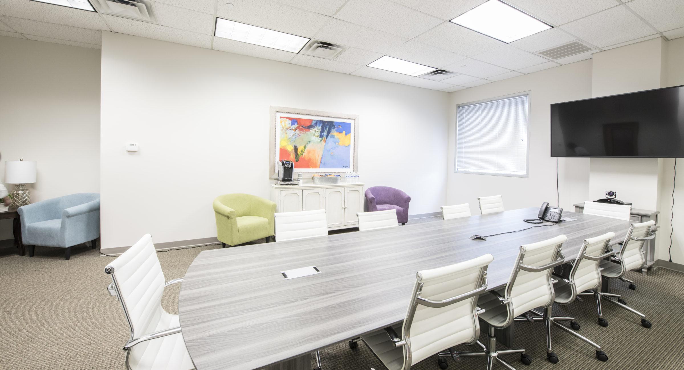Lexington videoconferencing center.